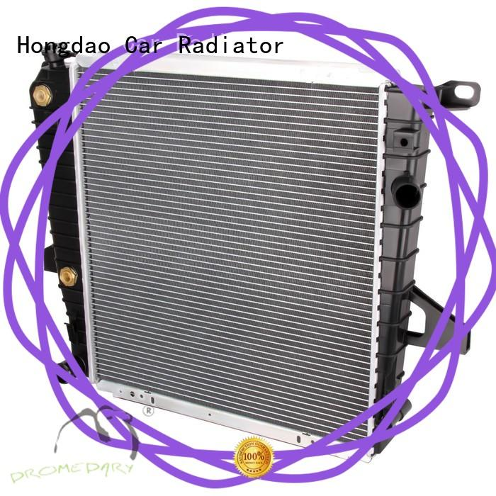Dromedary 6cyl ford f150 radiator in china for car