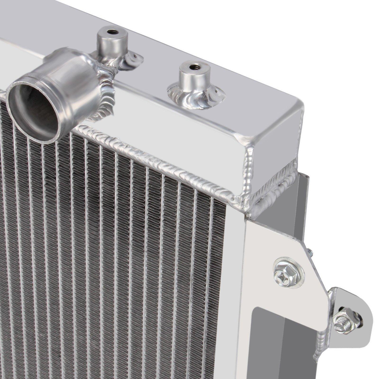 hiace 2004 ln130 rn90 2009 toyota camry radiator Dromedary Brand