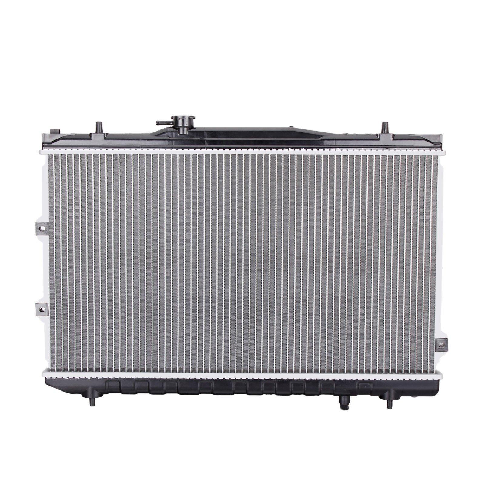 Aluminum Radiator For KIA Cerato LD 2.0L G4GC 4Cyl Engine 2004-2009 Auto/Manual