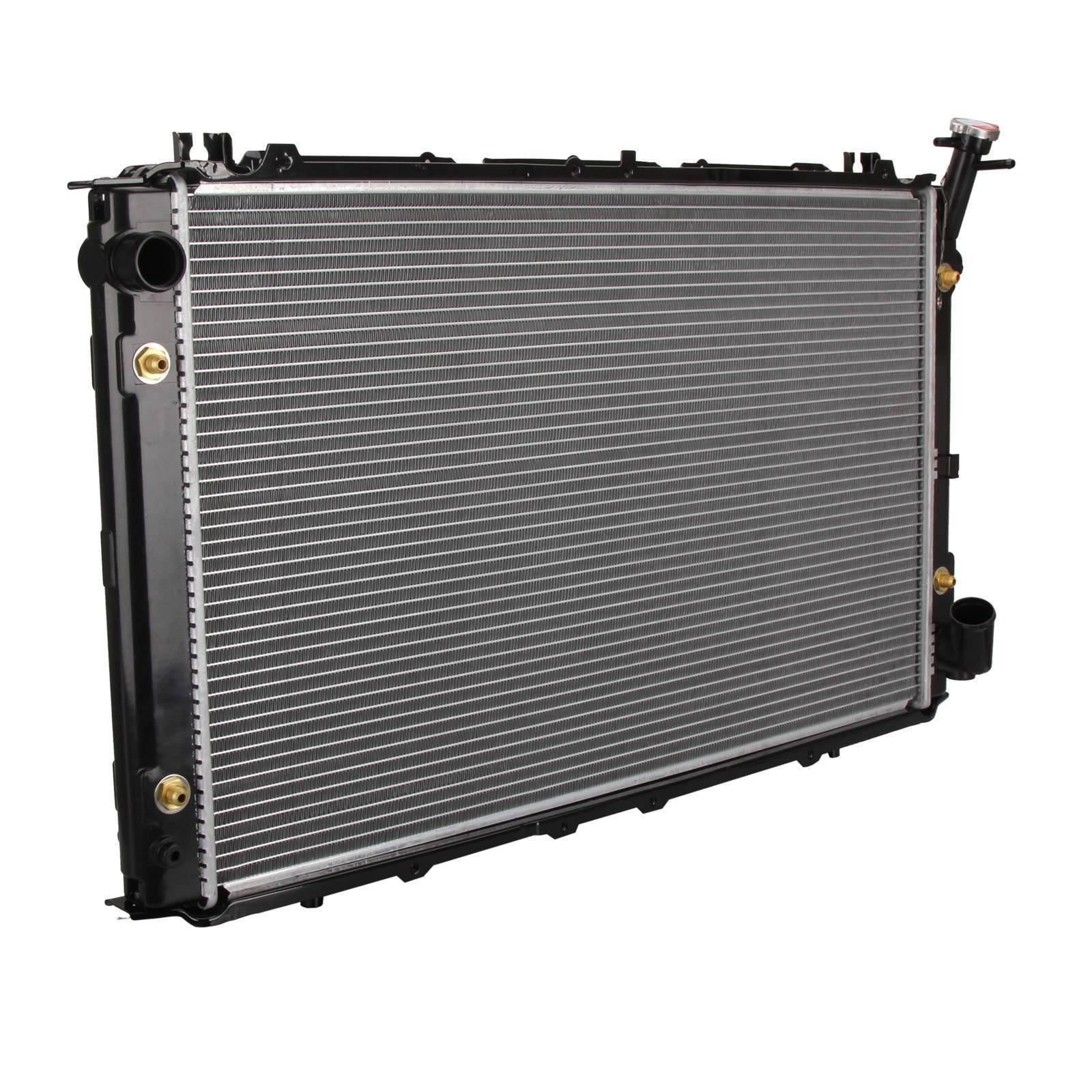 Radiator For Nissan GQ Patrol Y60 Series 4.2L Petrol TB42S TB42E Auto/Manual