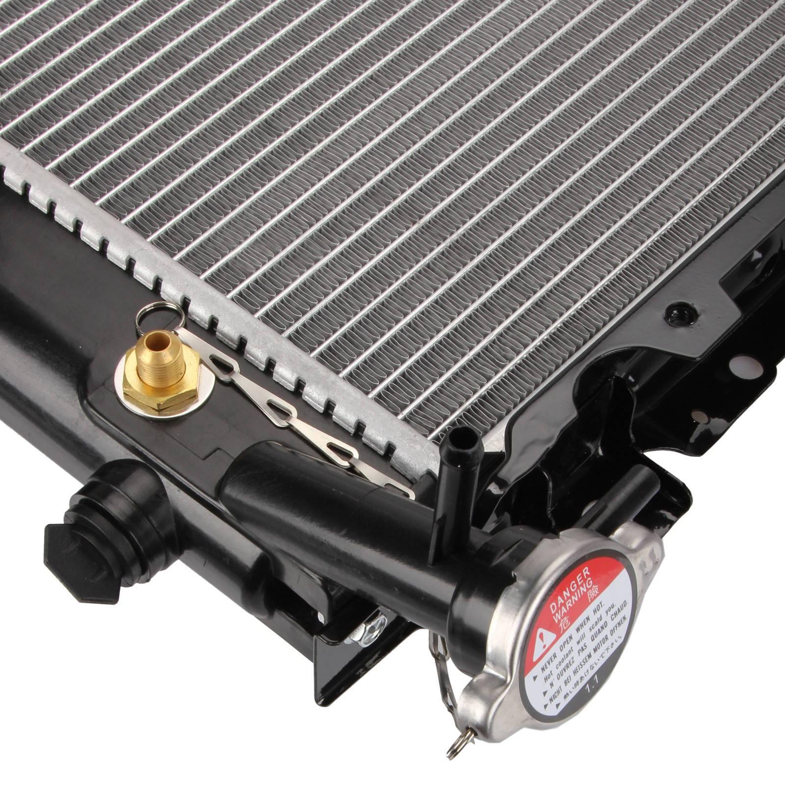 Dromedary-Radiator For Nissan Gq Patrol Y60 Series 42l Petrol Tb42s Tb42e Automanual-3