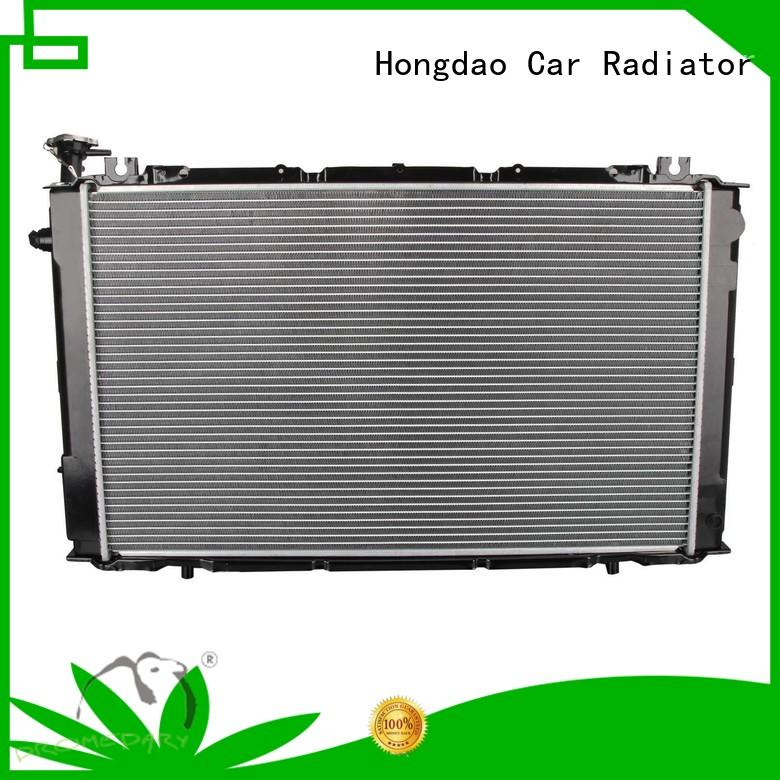 Dromedary a33 2000 nissan altima radiator factory price for car