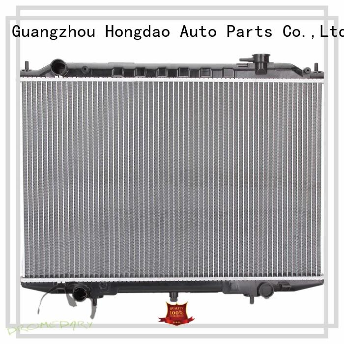 Dromedary fine quality nissan maxima radiator petrol for car