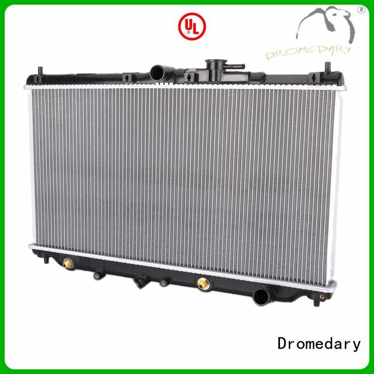 Dromedary v6 honda accord radiator supplier for honda