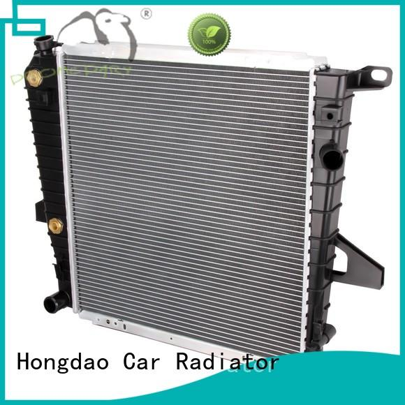 Dromedary high quality ford excursion radiator from china for car