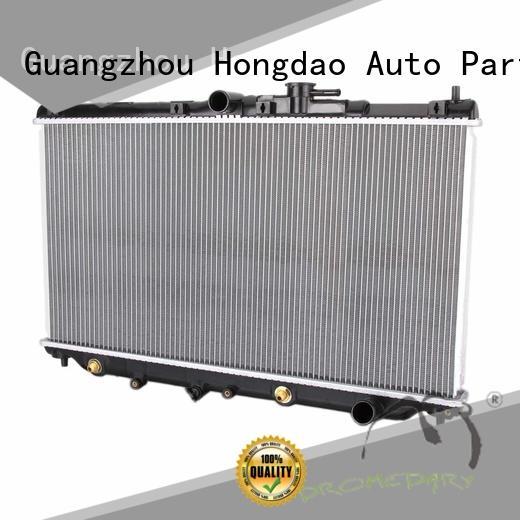 Dromedary cb7 honda accord radiator vendor for car