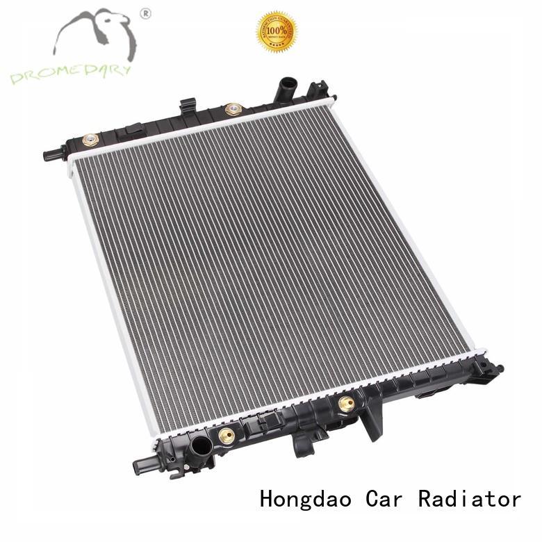 Quality Dromedary Brand transporter v8 mercedes radiator