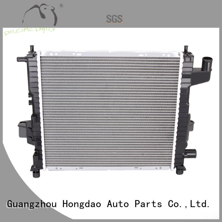 Dromedary fine quality renault scenic radiator factory price for renault