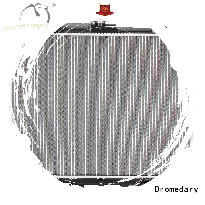 Dromedary fits 2003 mitsubishi eclipse radiator series for car
