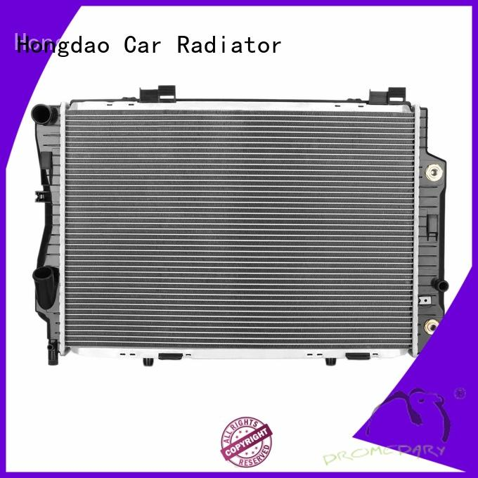 professional mercedes radiator replacement e280 from China for car