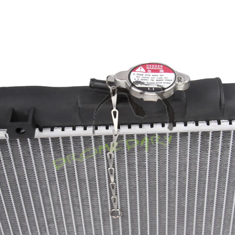 Dromedary Brand vauxhall monterey water radiator opel astra g manufacture