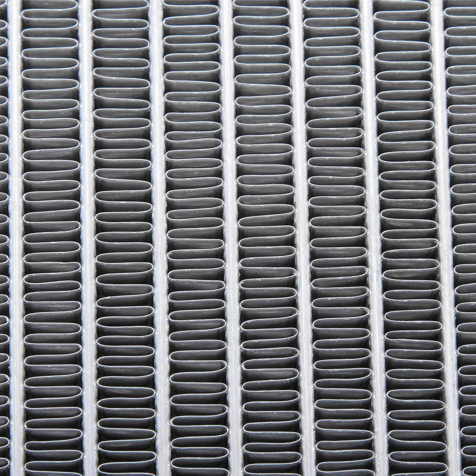 kzj71 h400mm toyota radiator tarago v6 Dromedary company