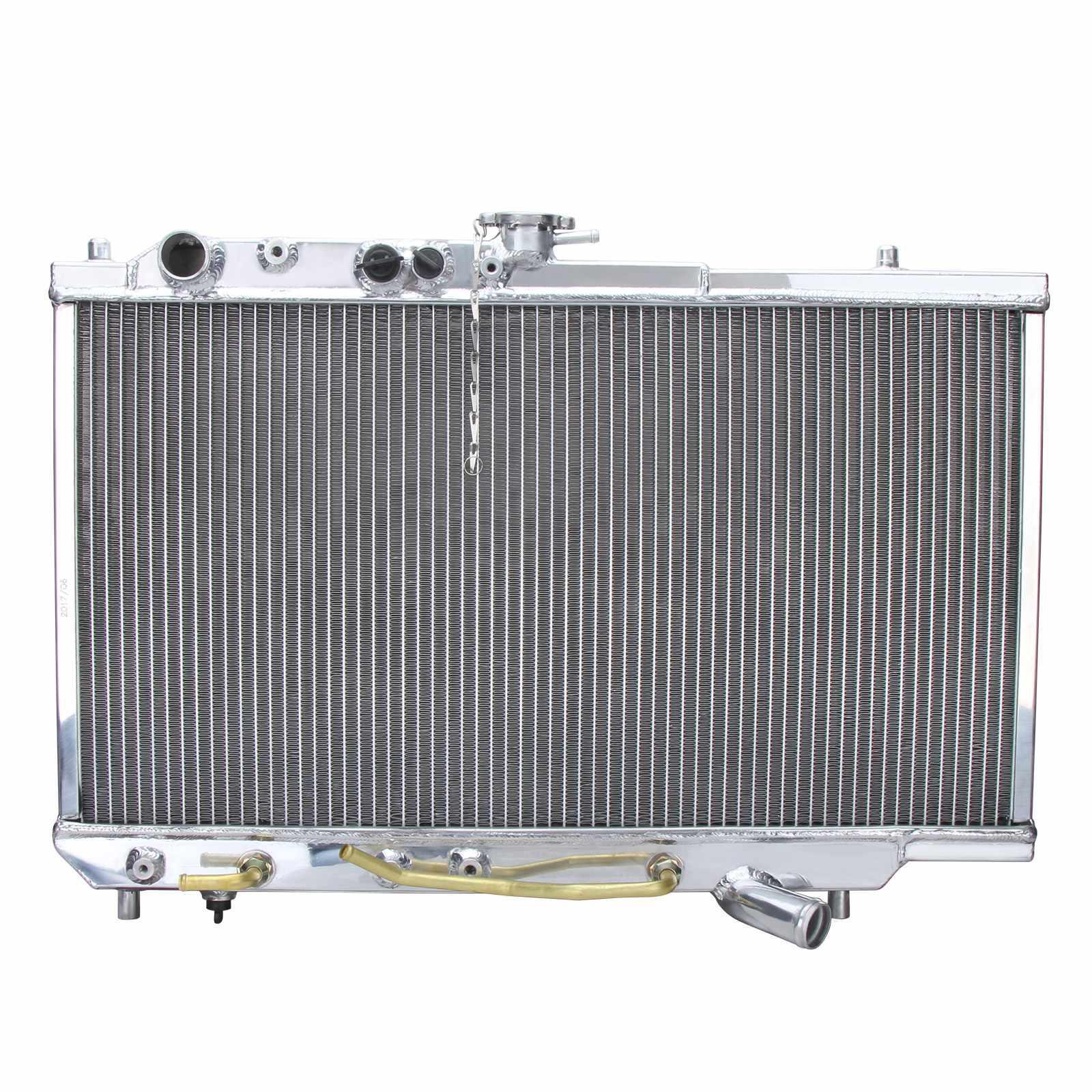 Full Aluminum Radiator for Mazda K323 Protege Asrina Ba 1989-1990 B55715-200D/at/mt
