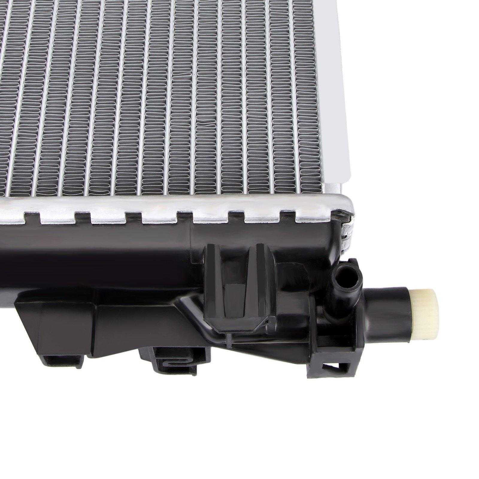 Dromedary Brand plastic 190 manual mercedes ml320 radiator