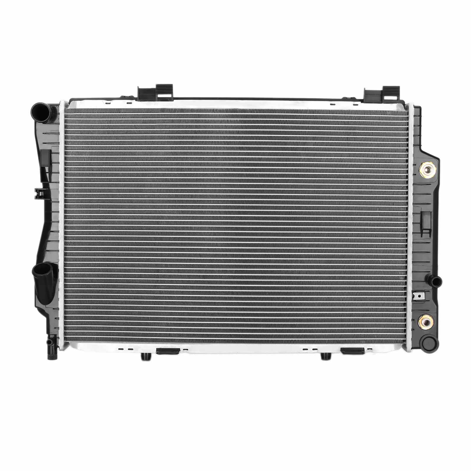 Dromedary New Radiator For Mercedes-Benz C36 AMG C280 94-97 Plastic Aluminium 2025004103 MERCEDES BENZ RADIATOR image3