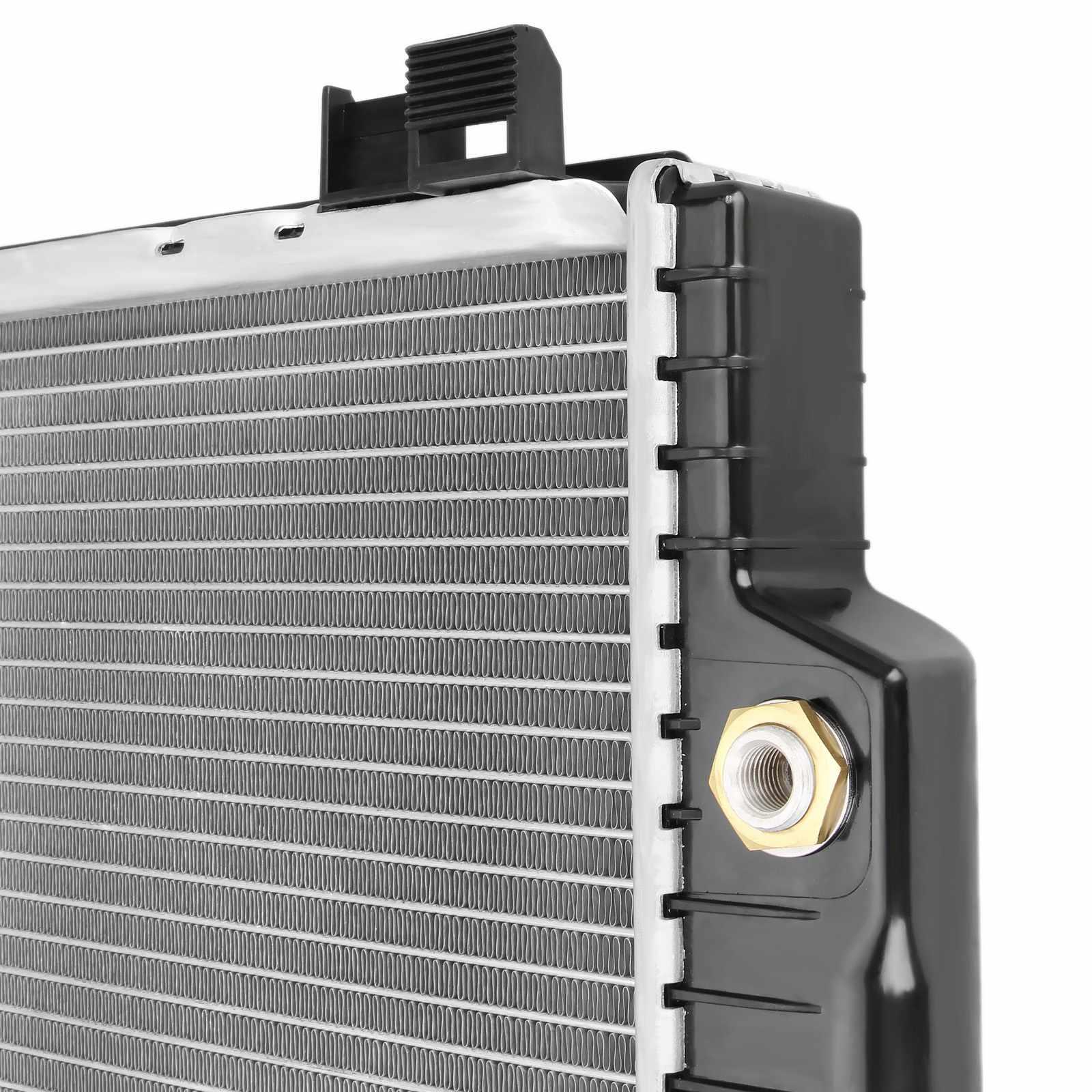 Dromedary Brand e320 bus custom mercedes ml320 radiator