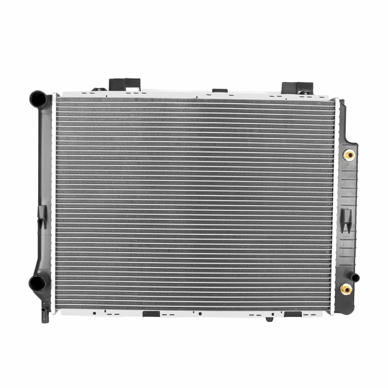 Dromedary Radiator For Mercedes-Benz E-Class W210 S210 E280 E320 Auto / Manual 95-02 New MERCEDES BENZ RADIATOR image2