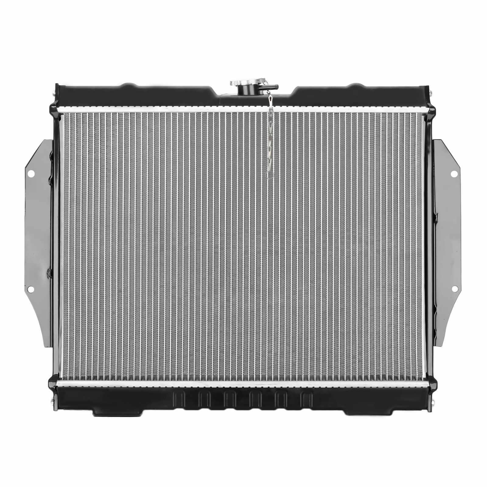 New DPI 2071 Radiator For Mitsubishi Montero 3.0L 1995 1996 Automatic / Manual