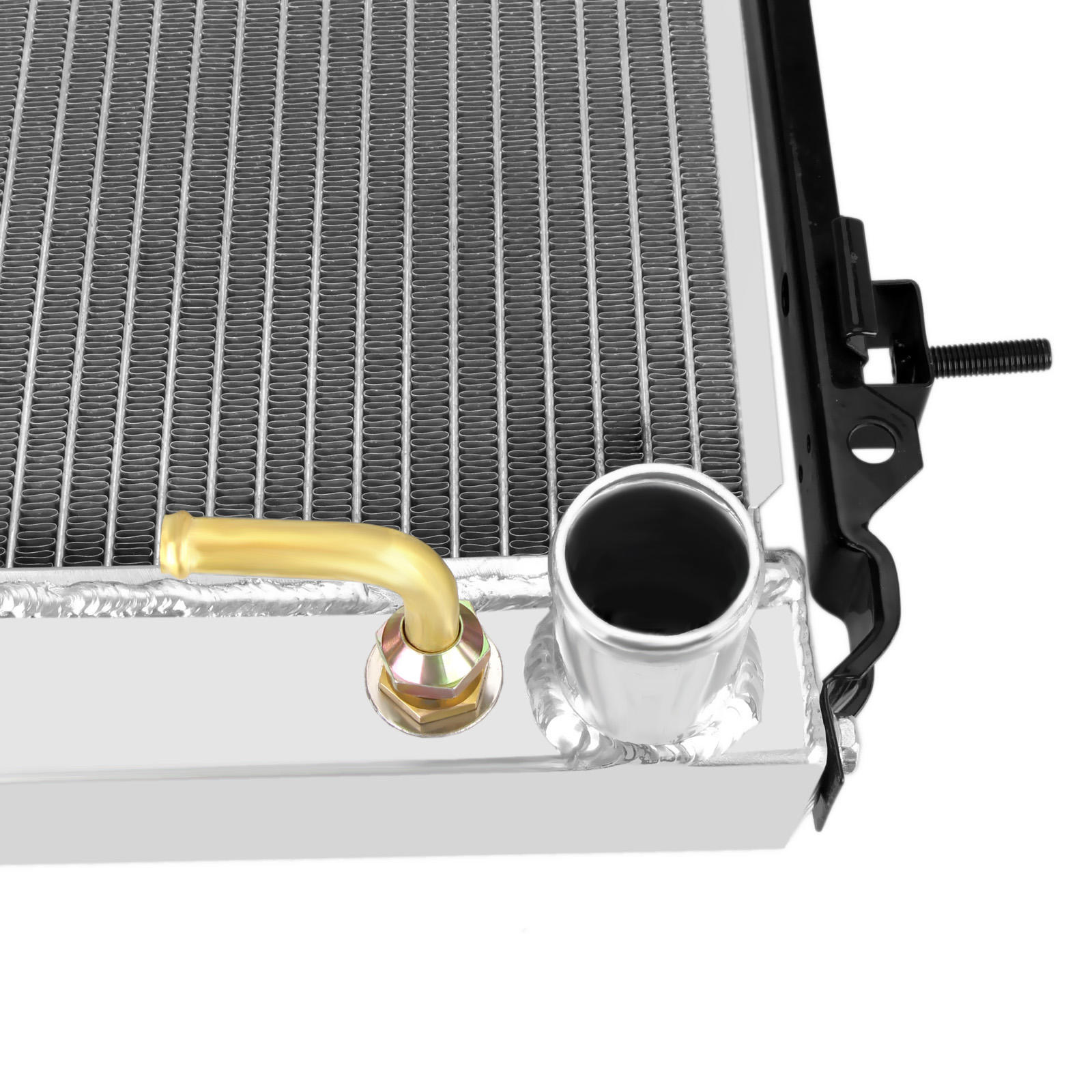 Hot toyota radiator h400mm Dromedary Brand