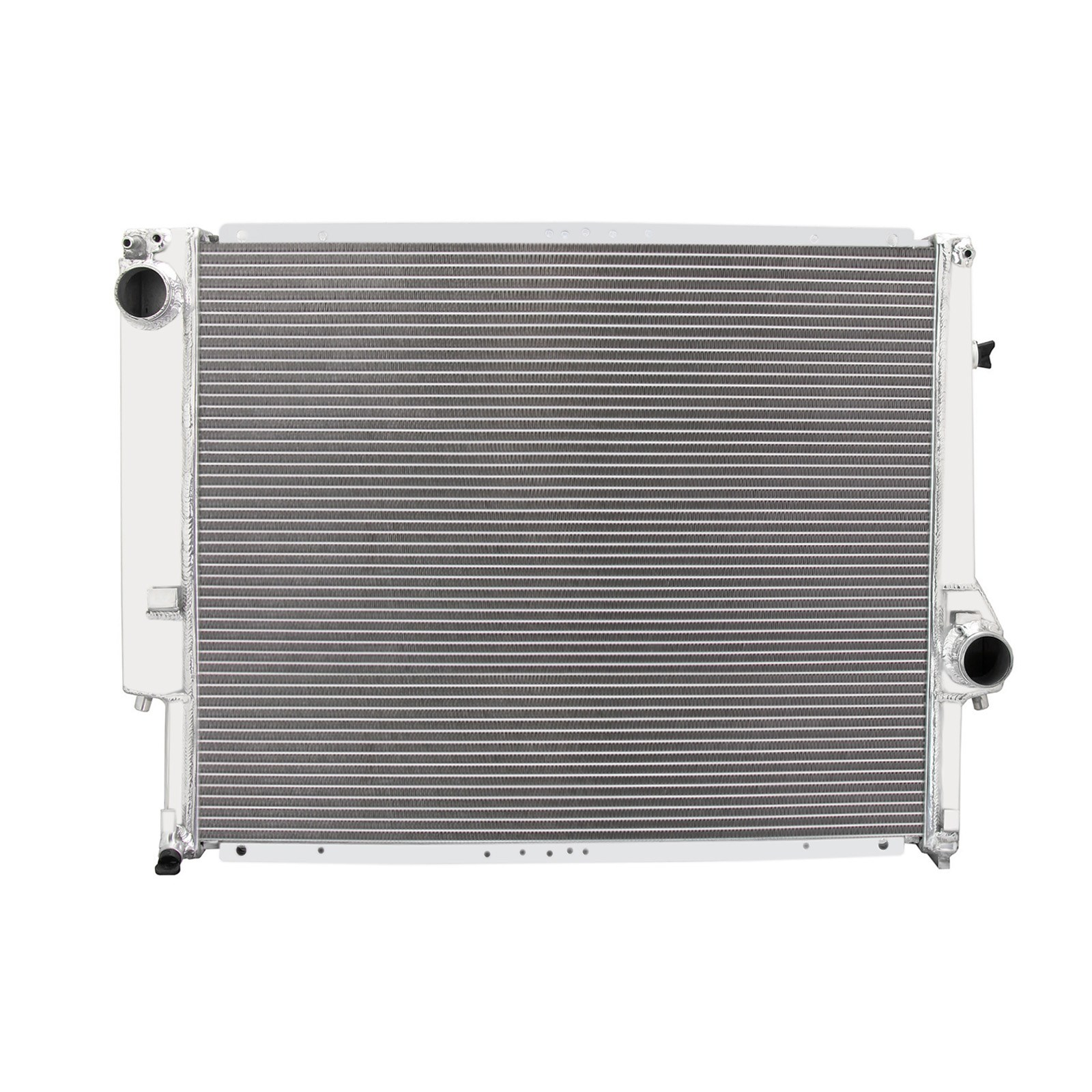 Dromedary-Best 1841 Full Aluminum Racing Radiator For Bmw M3 325 E32 1992-2000 Mt-1