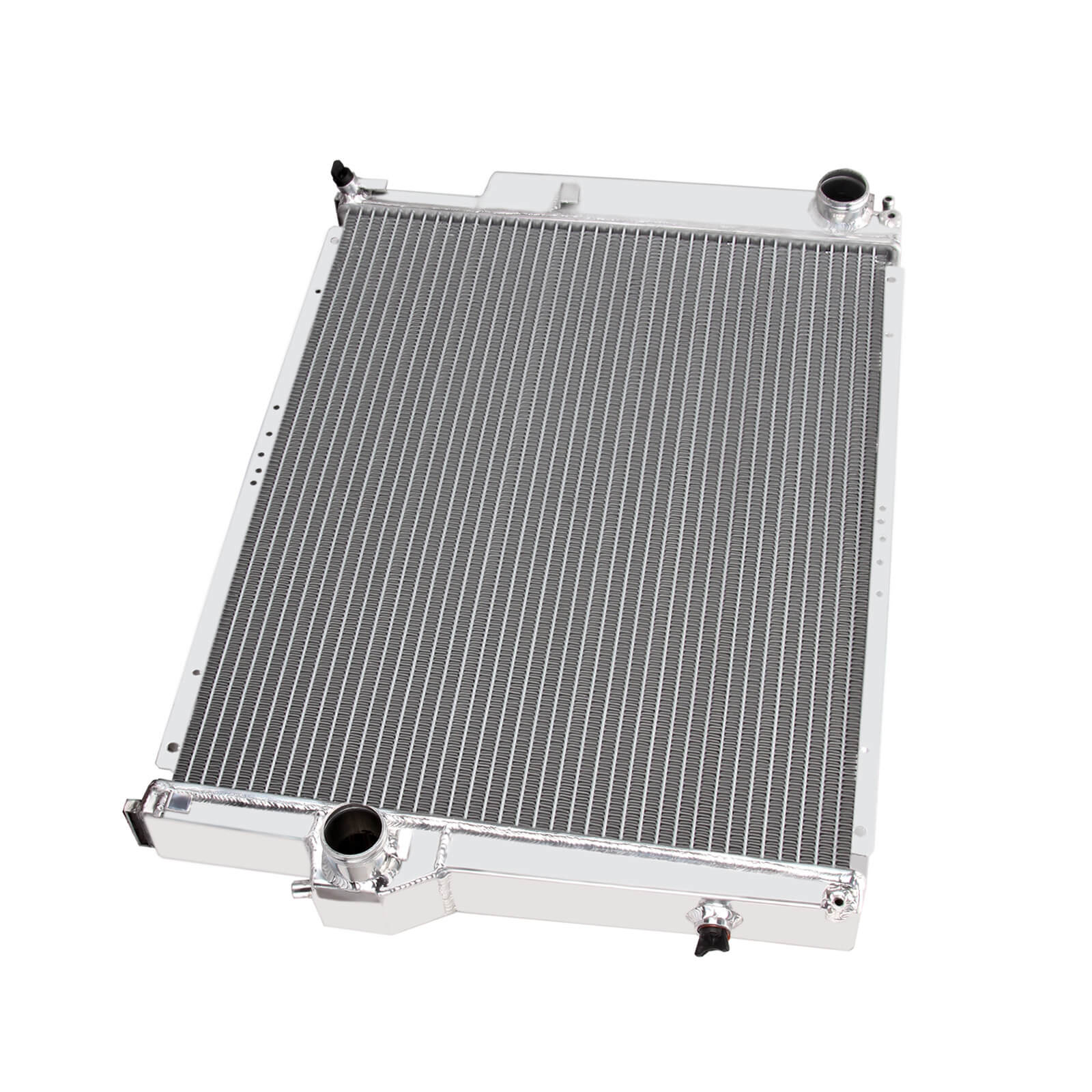 Dromedary-Best 1841 Full Aluminum Racing Radiator For Bmw M3 325 E32 1992-2000 Mt-2