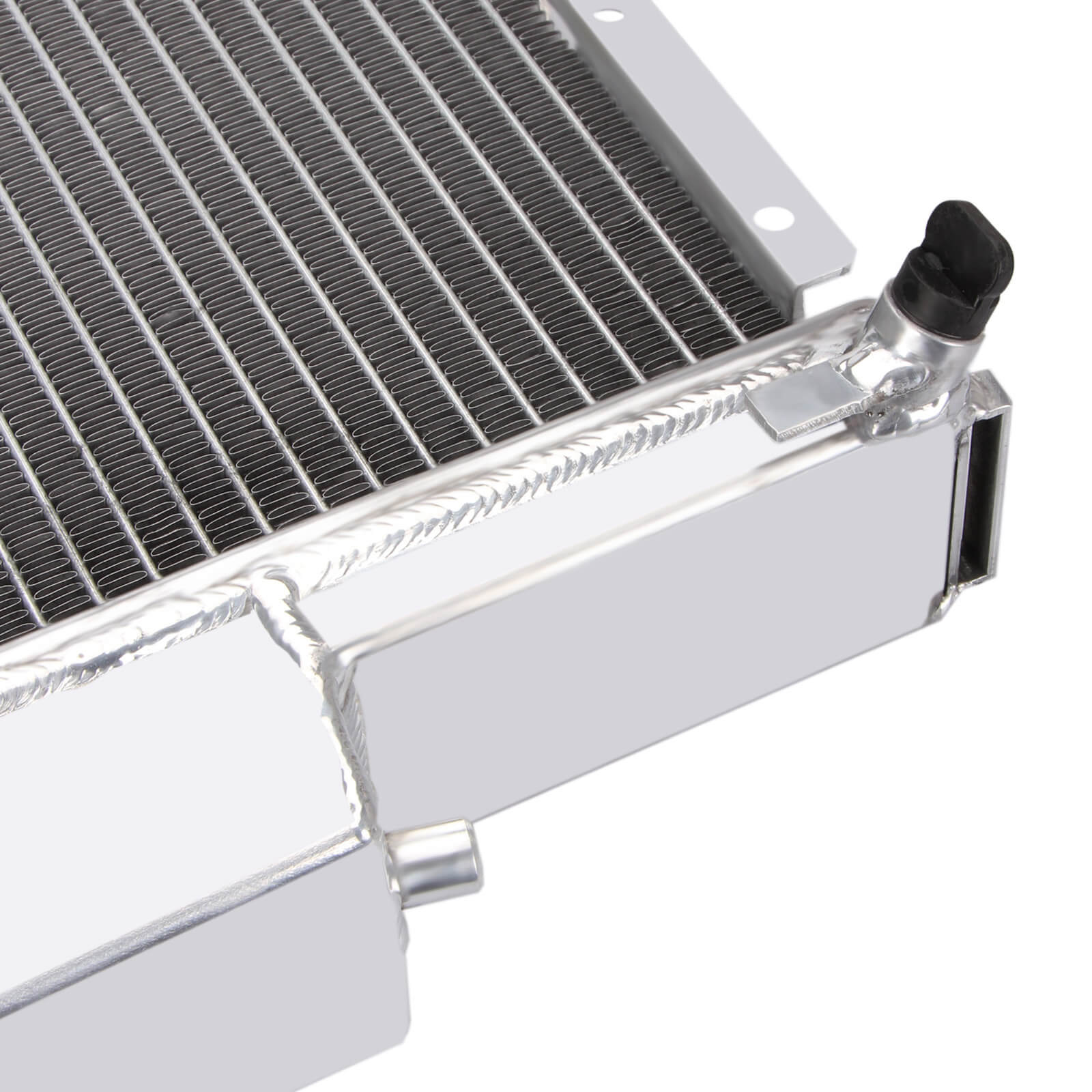 Dromedary-Best 1841 Full Aluminum Racing Radiator For Bmw M3 325 E32 1992-2000 Mt-6