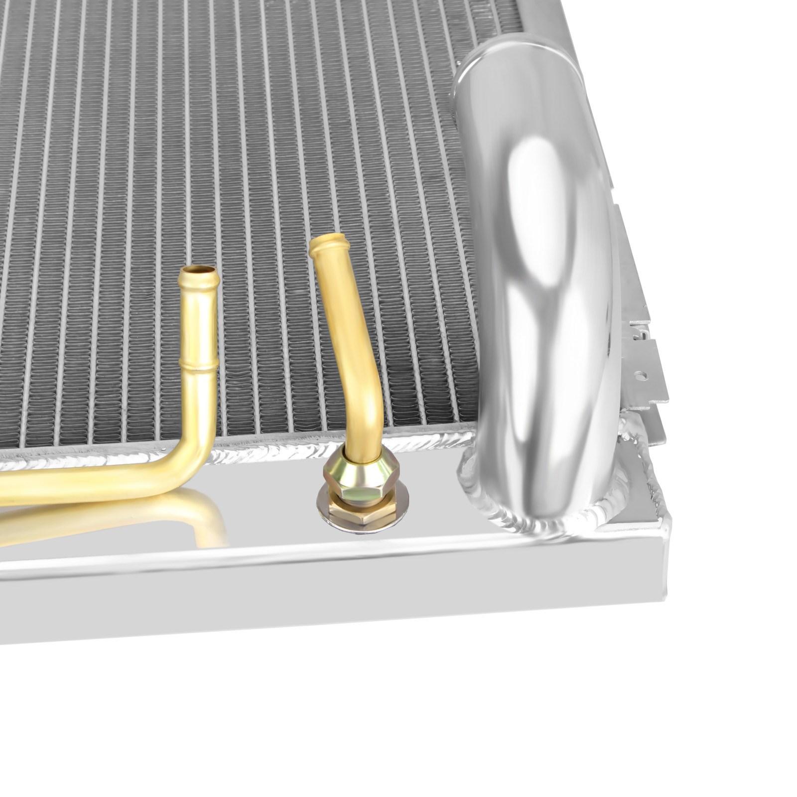 Dromedary-High Quality New 2688 Full Aluminum Radiator For Lexus Rx 330 33-202-v6-6
