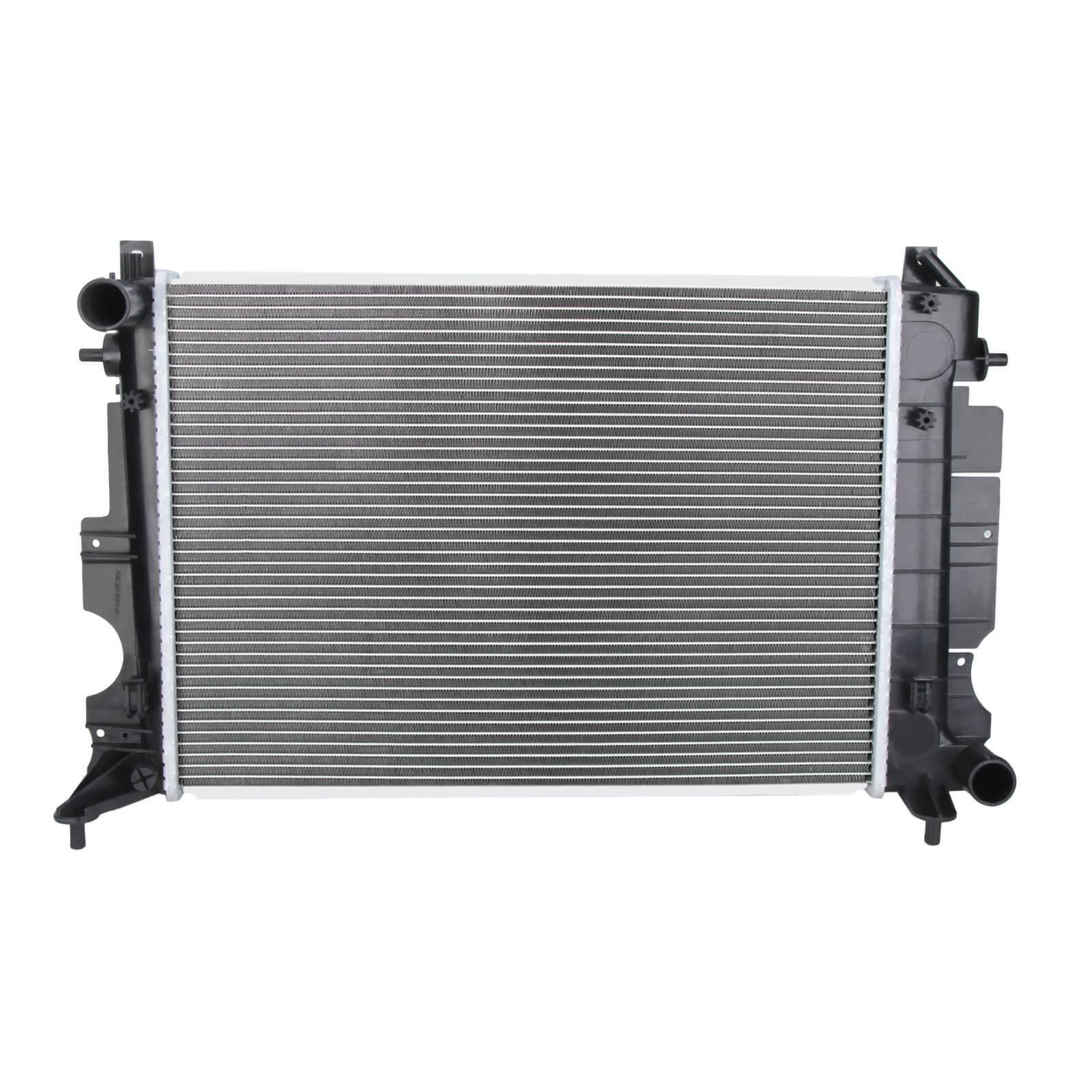 ENGINE COOLING RADIATOR FOR SAAB 9-3 YS3D HATCHBACK MANUAL