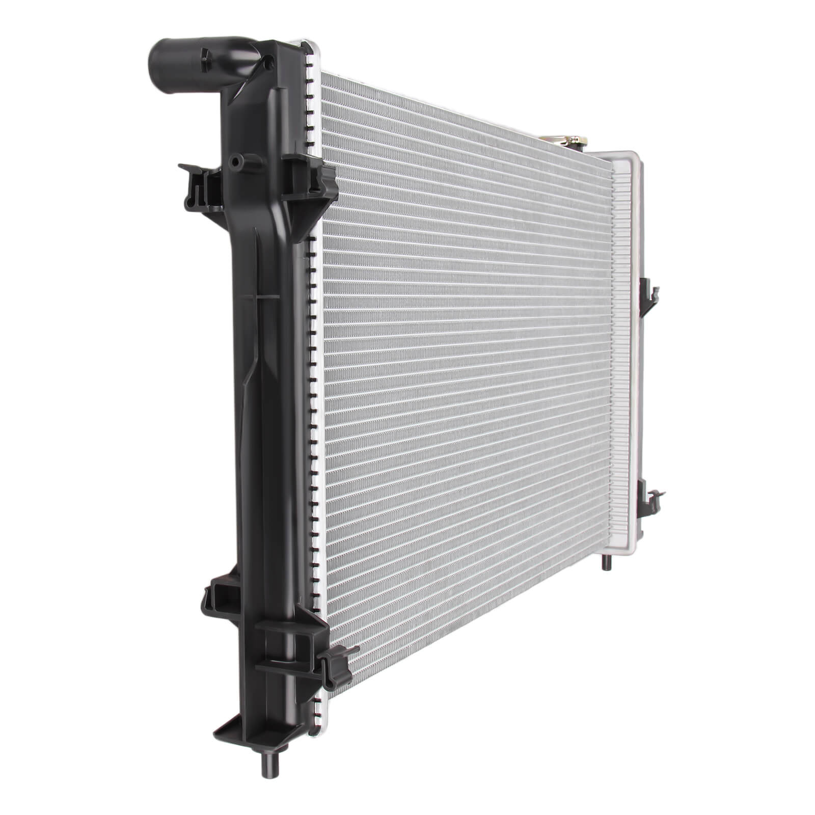 Dromedary-High Quality New 2688 Full Aluminum Radiator For Lexus Rx 330 33-202-v6-1