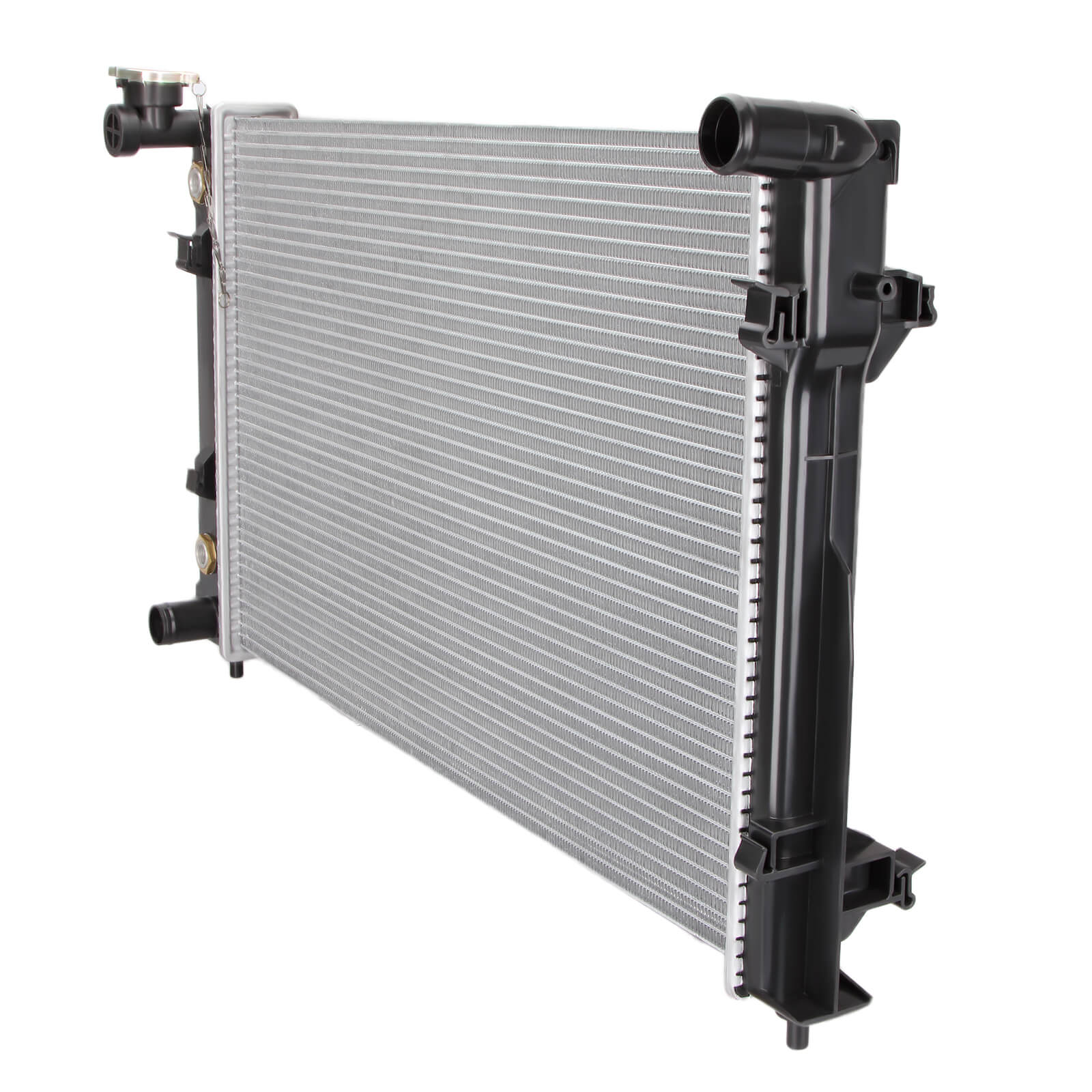Dromedary-High Quality New 2688 Full Aluminum Radiator For Lexus Rx 330 33-202-v6-3