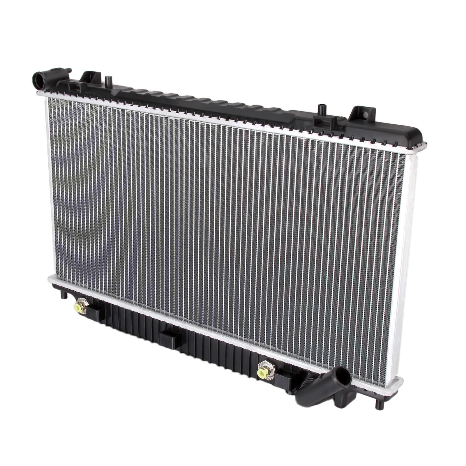 Dromedary Radiator-For-Holden-Commodore-VE-3-0-3-6-V6-2006-2012-Auto-Manual-High-Quality HOLDEN RADIATOR image1