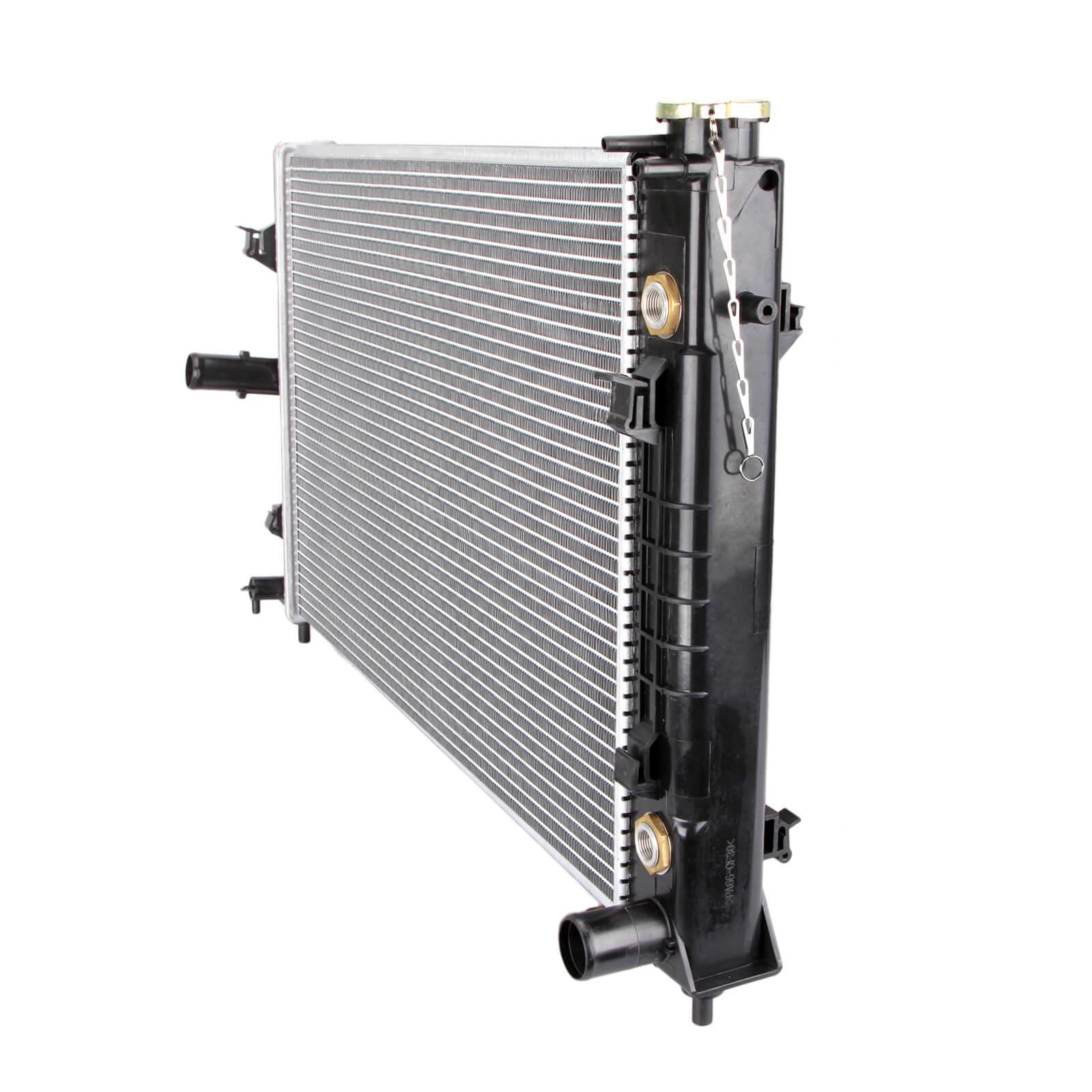 Dromedary Aluminum Radiator for Holden Commodore VZ LS1 LS2 V8 Engine 04-08 Auto/Manual HOLDEN RADIATOR image4