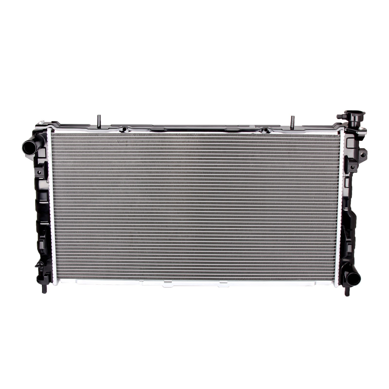 Dromedary-Best Dodge Caravan Radiator 2795 Radiator For Chrysler Town Country Dodge Grand V6 3-5