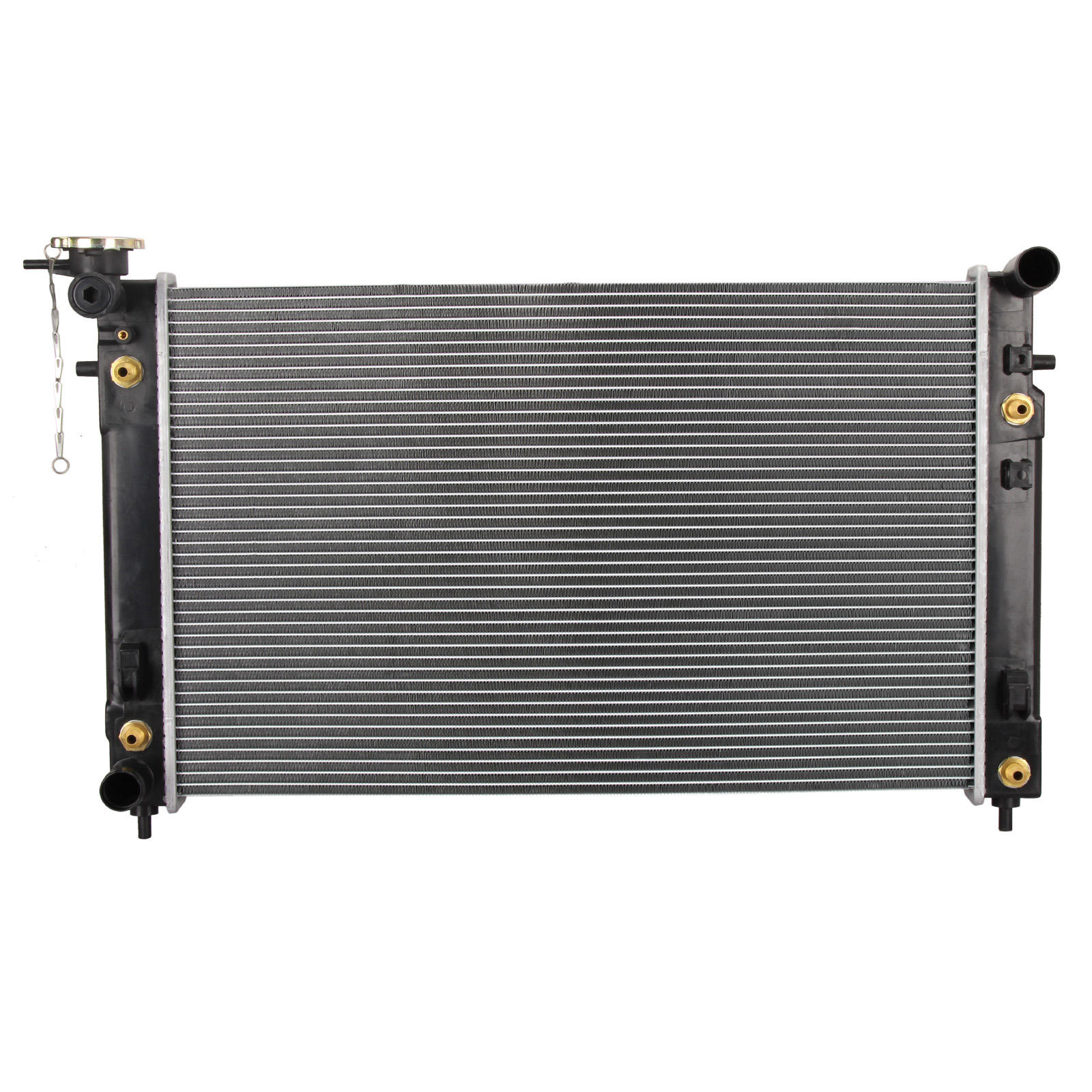 Premium Radiator for Holden Commodore VT VX V6 3.8L Petrol 1997-2002 Dual Oil
