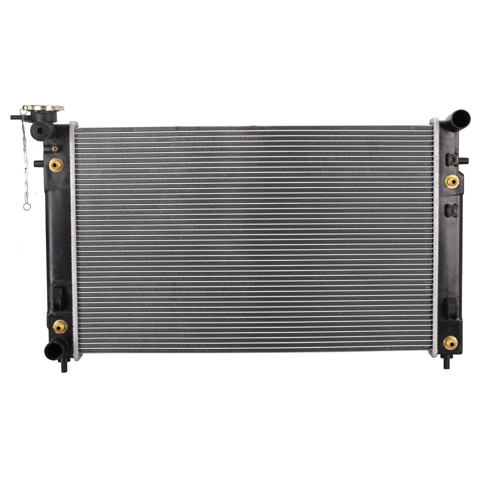 Dromedary-Manufacturer Of Holden Rodeo Radiator Premium Radiator For Holden Commodore Vt Vx V6 3-1