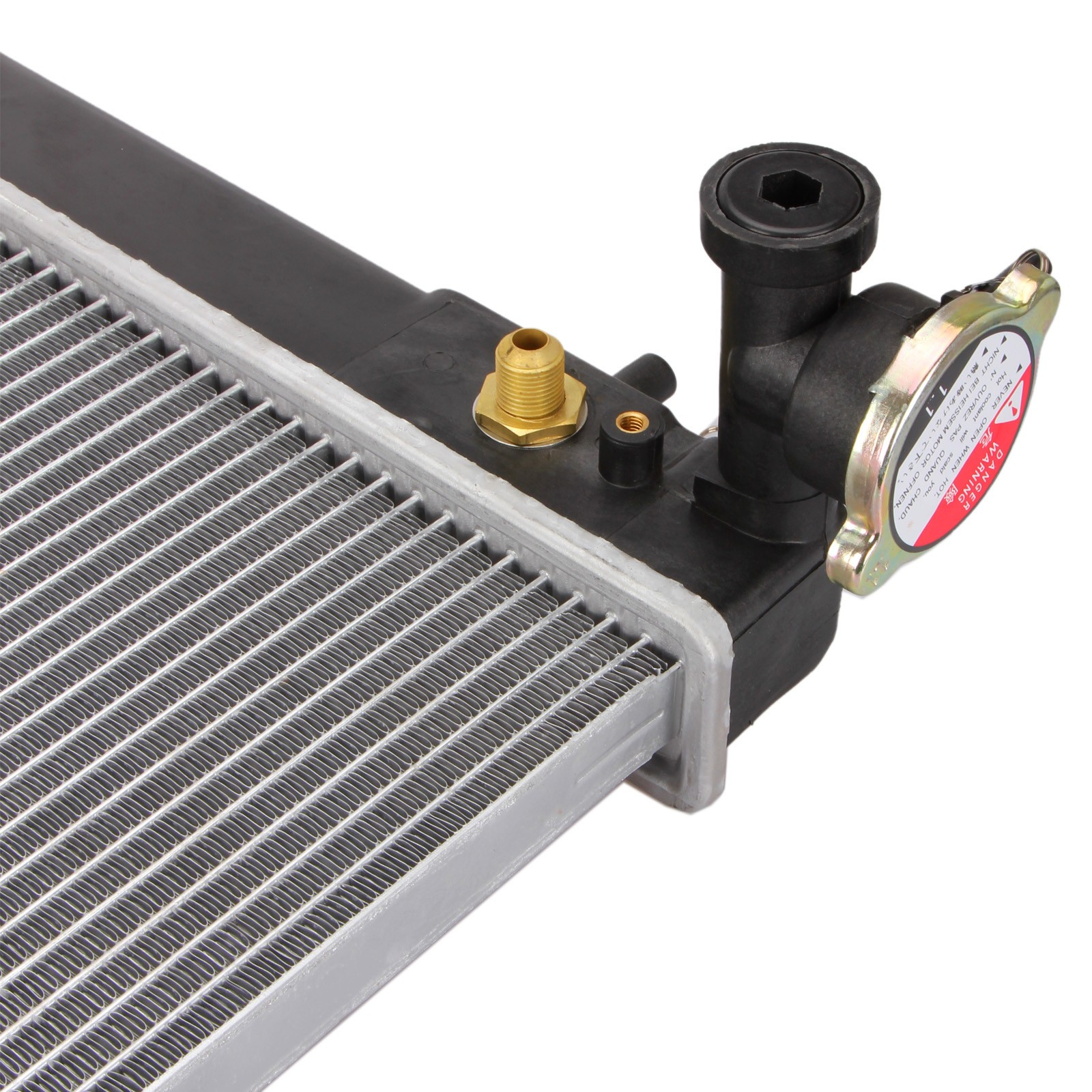 Dromedary-Manufacturer Of Holden Rodeo Radiator Premium Radiator For Holden Commodore Vt Vx V6 3-3