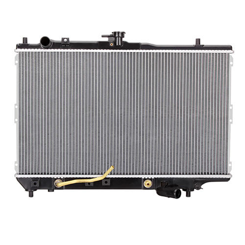 Radiator Coolant For 95 - 97 Kia Sephia 1.8L l4 Aluminum Quality Warranty AT