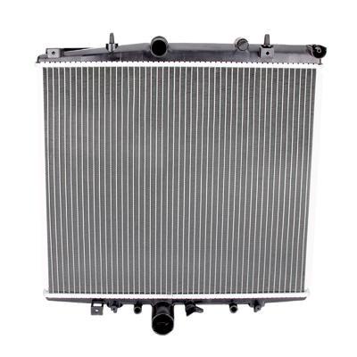 COOLER WATER COOLER For Peugeot Citroen C8 Fiat Lancia 807 MT 465x538 1330A4