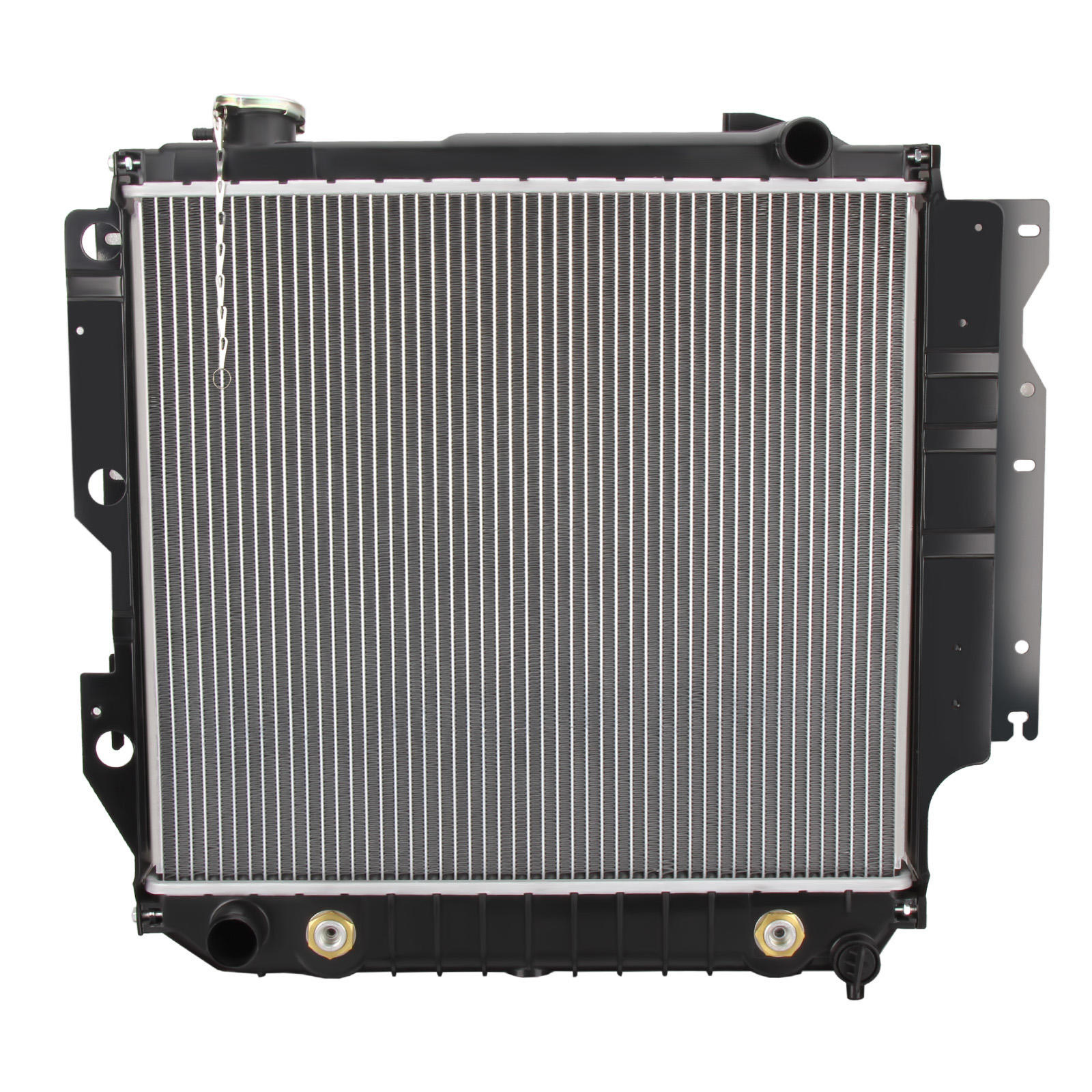 Car Radiator For DODGE  Jeep Wrangler TJ YJ SJ Open Off-Road Vehicle 4.0 AWD Petrol 4.0L 6cyl 124kW 3960cc 124kW (Petrol)