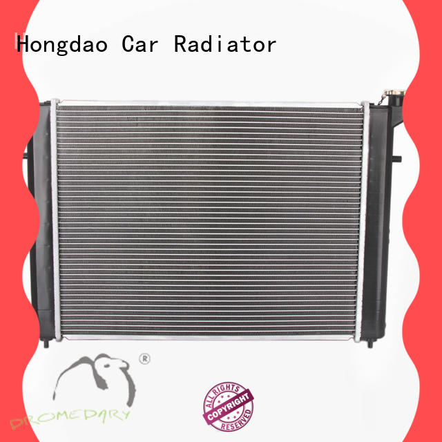 Dromedary cost-effective vz commodore radiator factory price for holden