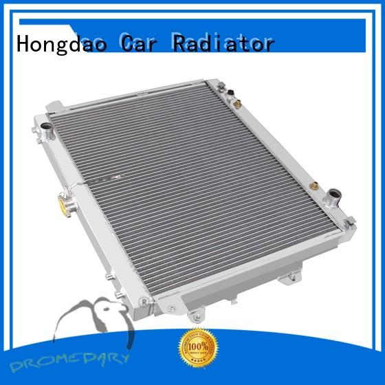 Dromedary competitive price 2001 toyota camry radiator directly sale for car