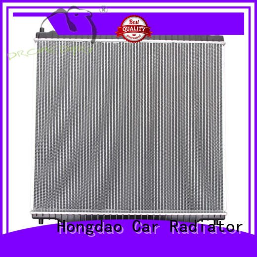 Dromedary 56mm ford radiator in china for ford