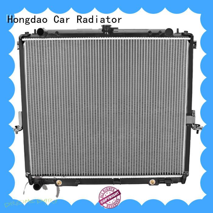 Dromedary popular 2005 nissan pathfinder radiator factory price for nissan
