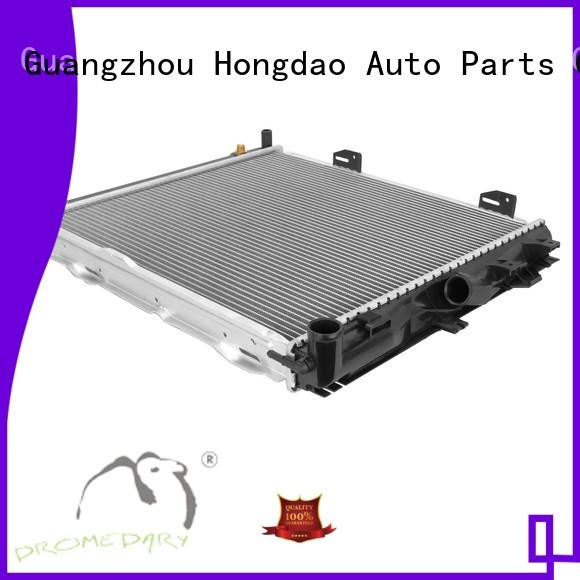 professional mercedes radiator v6 from China for car