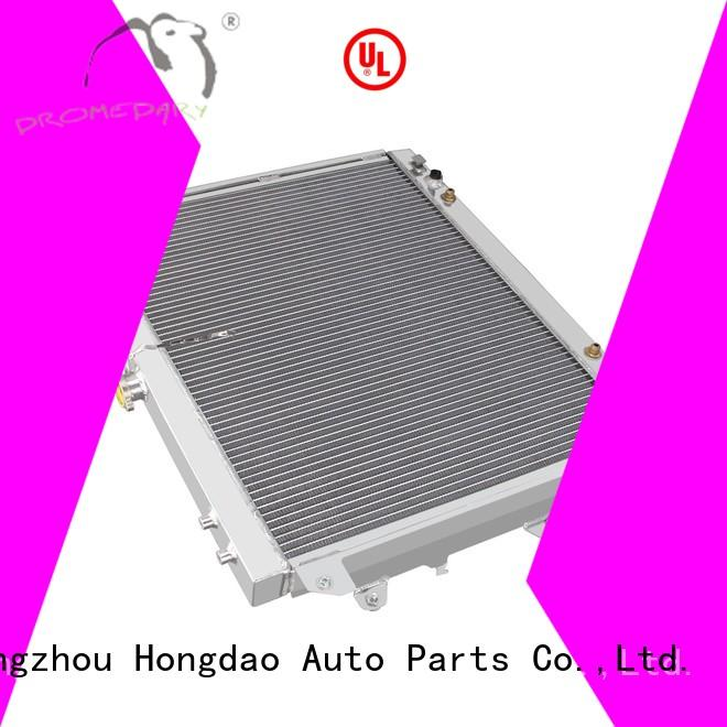 Dromedary competitive price toyota radiator series for car