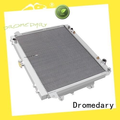 Dromedary high quality toyota punto radiator full for toyota