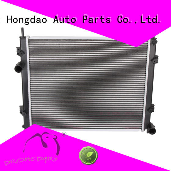 Dromedary competitive price fiat punto radiator factory direct supply for fiat