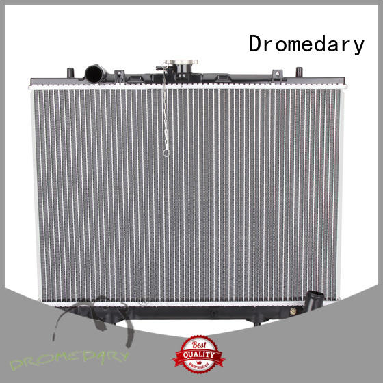 Dromedary competitive price mitsubishi triton radiator tl for car