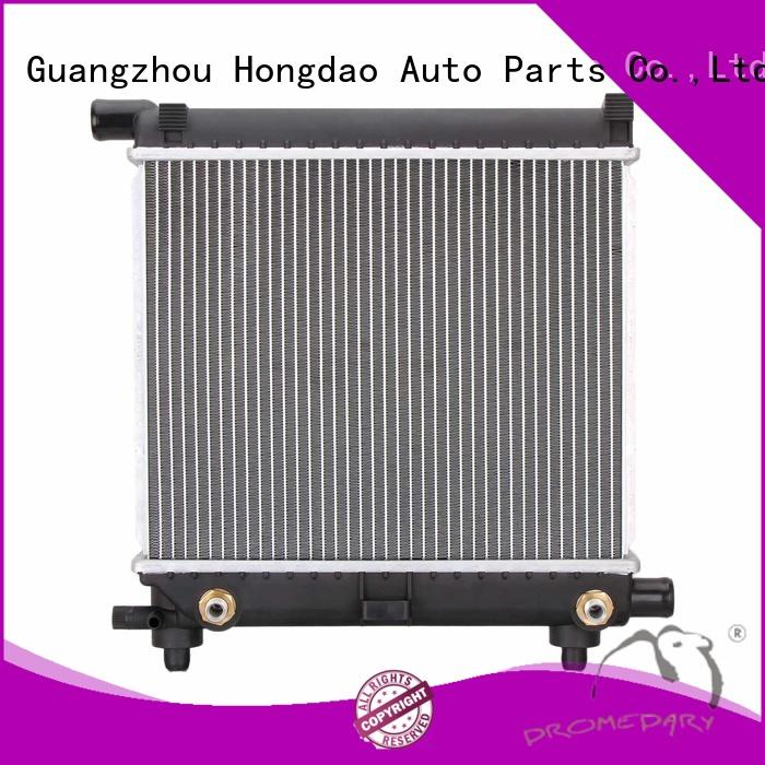Dromedary bus mercedes benz radiator replacement series for car