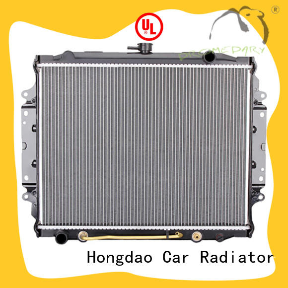 Dromedary stable isuzu npr radiator replacement factory price for car